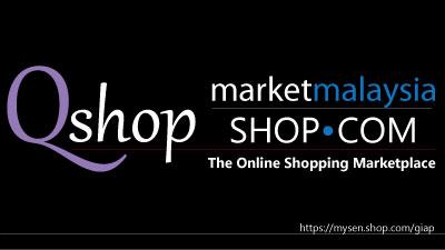 Qshop Market Malaysia SHOP.COM Online Shopping Franchise Biz. Image Size:400x225px