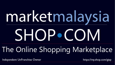 Market Malaysia SHOP.COM: Online Shopping Marketplace. Image Size:400x225px