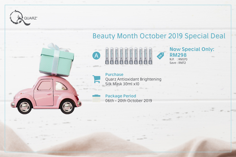 Beauty month october 2019 special deal a