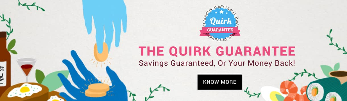 Savings Guaranteed, or Your Money Back