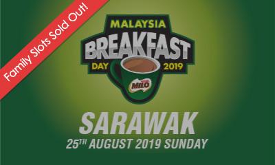 Malaysia Breakfast Day Run Sarawak 2019