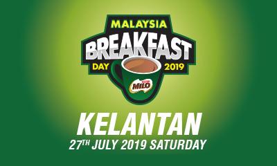 Malaysia Breakfast Day Run Kelantan 2019