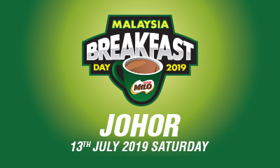 Malaysia Breakfast Day Run Johor Bahru 2019