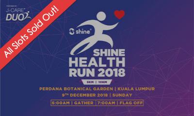 Shine Health Run 2018
