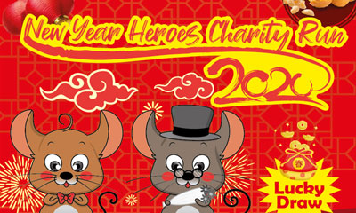New Year Heroes Charity Run 2020