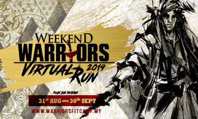 Weekend Warriors Virtual Run 2019