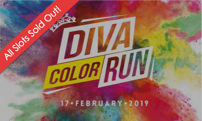 The Running Diva Malaysia Color Run 2019