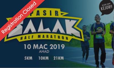 Pasir Salak Half Marathon