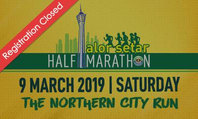 Alor Setar Half Marathon 2019