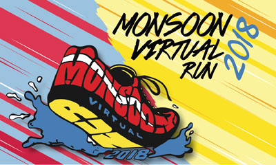 Monsoon Virtual Run 2018