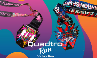 Quadtro Run Virtual Run