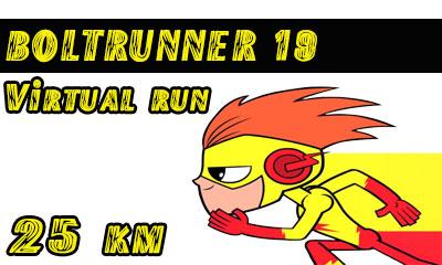 BoltRunner Virtual Run 2019