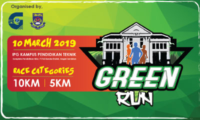 IPGKPT Green Run 2019