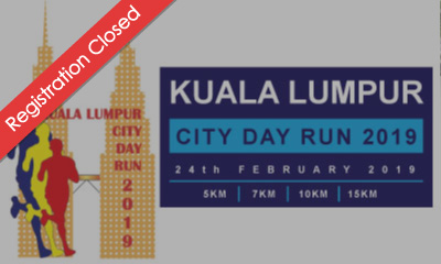 Kuala Lumpur City Day Run 2019