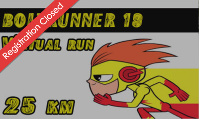 BoltRunner Virtual Run 2019