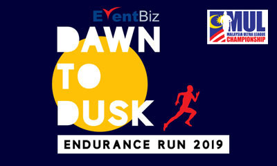 EventBiz Dawn To Dusk Endurance Run 2019