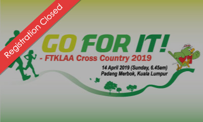 GO FOR IT! FTKLAA Cross Country 2019