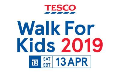 Tesco Walk For Kids 2019