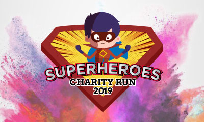 Orphan Care Superheroes Charity Run