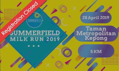 Summerfield Milk Run 2019