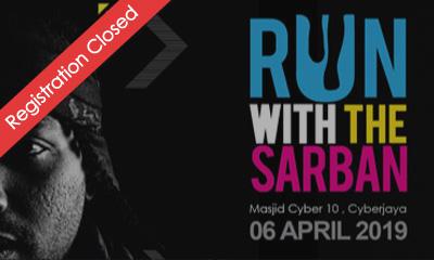 Let's Fun Run with Sarban