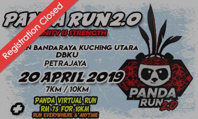 Panda Run 2.0 + VR