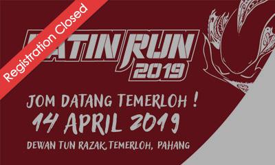 Patin Run 2019