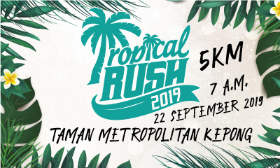 Tropical Rush 2019