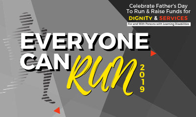 "Everyone Can Run 2019 – A ""D&S for Inclusion"" Event"