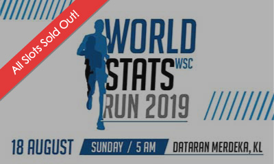 World Stats Run 2019