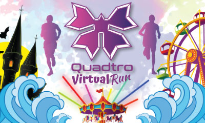 Quadtro Run Virtual Run 3.0