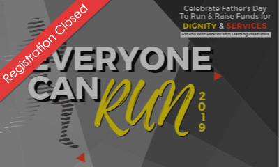 """Everyone Can Run 2019 – A """"D&S for Inclusion"""" Event"""