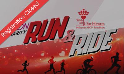 AEON Charity Run & Ride 2019