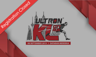 Ultron KL City Run 2019