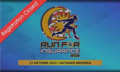 Run For Insurance 2019