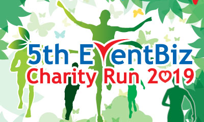 5th EventBiz Charity Run 2019