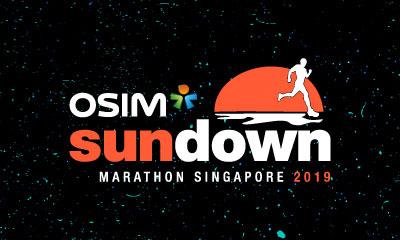 OSIM Sundown Marathon Singapore 2019
