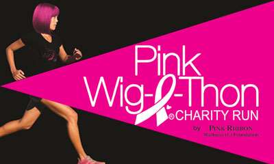 Pink-Wig-A-Thon Charity Run 2019
