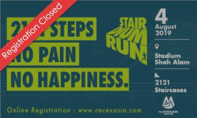 Stairdium Run 2019