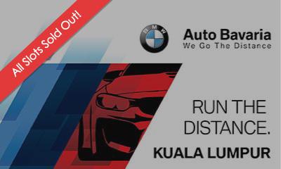 Auto Bavaria Performance Run Series 2019 (Kuala Lumpur)