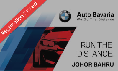 Auto Bavaria Performance Run Series 2019 (Johor Bahru)