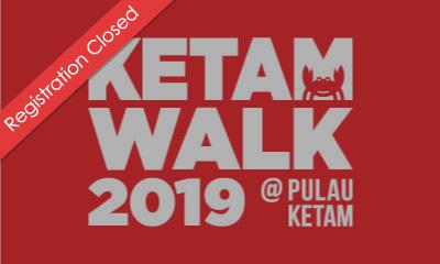Ketam Walk 2019