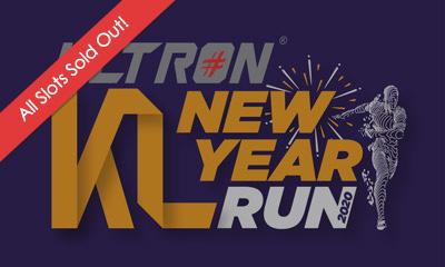 KL New Year Run 2020