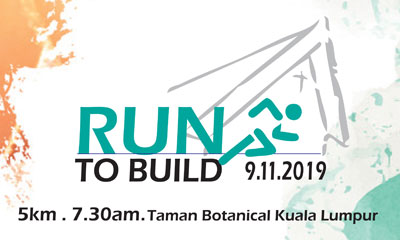 Run To Build 2019
