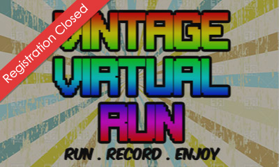 Vintage Virtual Run 2019