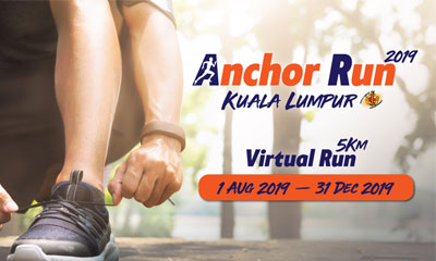 Anchor Run 2019 Virtual Run