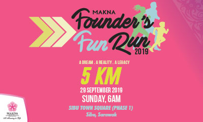 MAKNA Founder's Fun Run