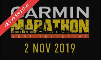 Garmin Marathon 2019
