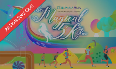 The Magical 5K Fun Run