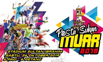 Pesta Sukan Muar 2019